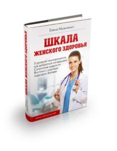 Книга Елены Музыченко, Шкала женского здоровья.